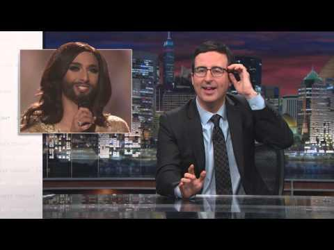 John Oliver's Funny Talk About Ukraine Vs Russia And Eurovision
