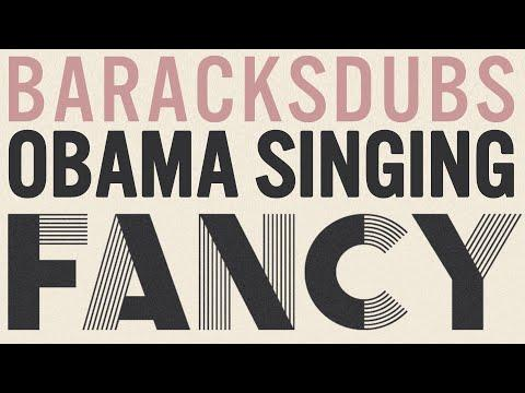 Iggy Azalea's Fancy Song Cover By Barack Obama