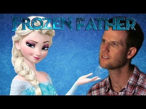 One Dad Is Sick Of Disney's Let It Go Song - Cover Parody