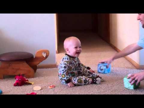 Cute - Baby Boy Loves It