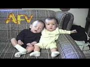 Hiccups Makes Baby Laugh