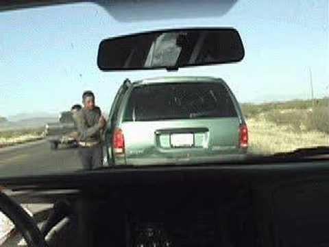 Funny Border Patrol Officer Vs Illegal Immigrants
