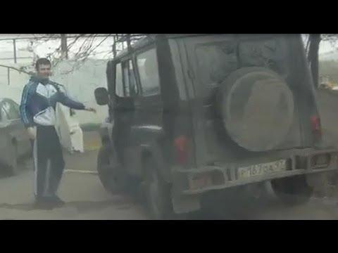 WIN - Guy Chases Hit And Run Driver