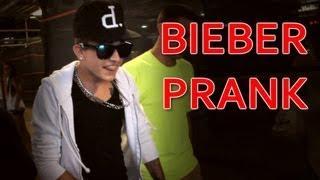 Bieber Fans Pranked By Fake Justin Bieber