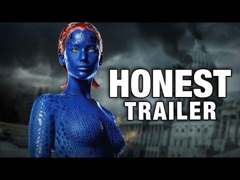 Honest And Funny X-Men - Days Of Future Past Movie Trailer