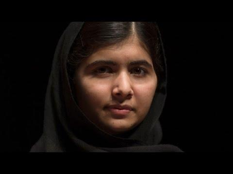 Malala Yousafzai's Nobel Peace Prize Winning Speech