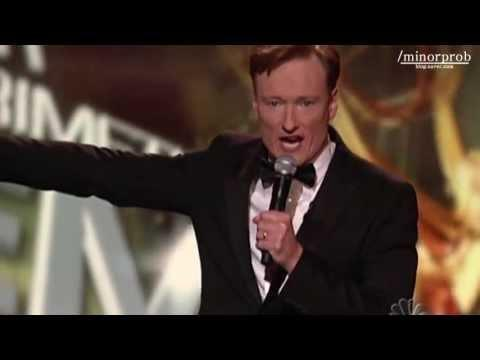 Conan O'Brien's Funny Standup At The 2006 Emmy Awards