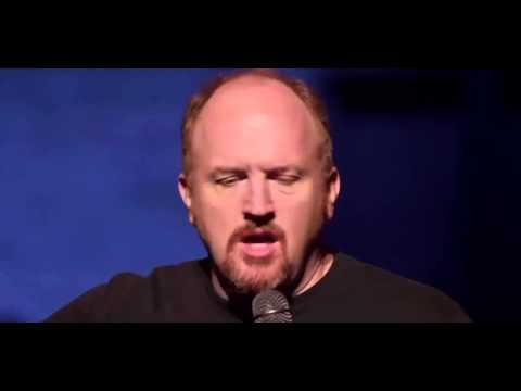 Louis CK's Funny Standup About Rental Cars