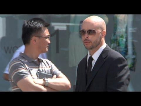 Pranks - CIA In Santa Monica Prank
