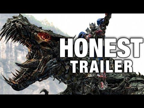 Honest And Funny Transformers Age Of Extinction Movie Trailer
