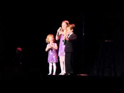 Cute - Kids Introduce Their Comedian Dad
