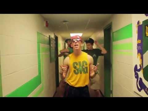 Funny Taylor Swift's Shake It Off Lip Dub By Delta Sigma Phi