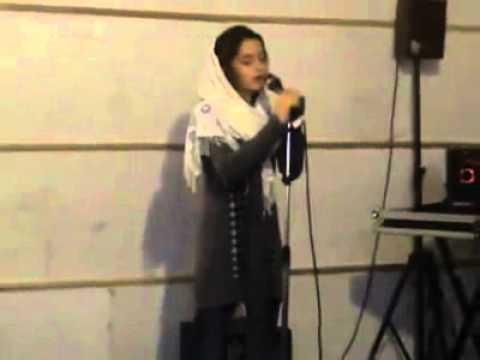 Awesome - Iranian Girl Sings Adele's Someone Like You Song