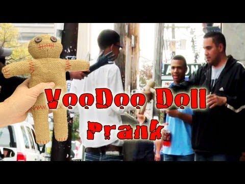 Pranks - Voodoo Doll Scare Prank