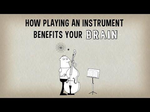 Play A Musical Instrument For Mental Benefits