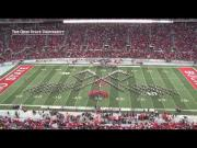 Tribute To Civil War, Gettysburg Address By Ohio State University Marching Band