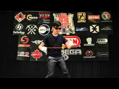 Awesome - Hiroyuki Suzuki Wins Yo-Yo Contest