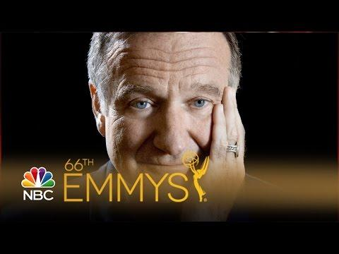 Tribute To Robin Williams At The 2014 Emmys