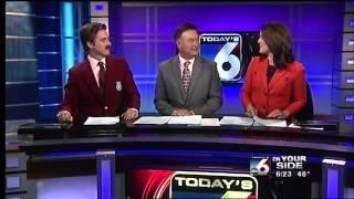 Sportscaster Paul Gerke's Funny Ron Burgundy Impression