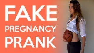 You Got Me Pregnant Prank