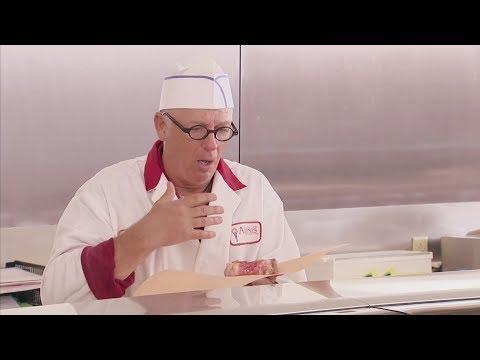 Butcher Sneezes On Meat He's About To Sell Prank