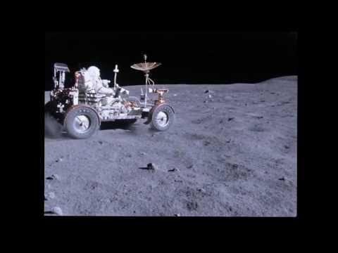 Awesome - Driving On The Moon