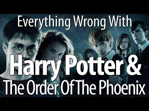 Movie Mistakes From Harry Potter And The Order Of The Phoenix