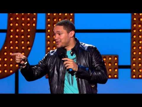 Funny Standup By Trevor Noah