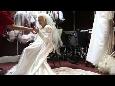 Cute - 100 Years Old Granny Gets Married