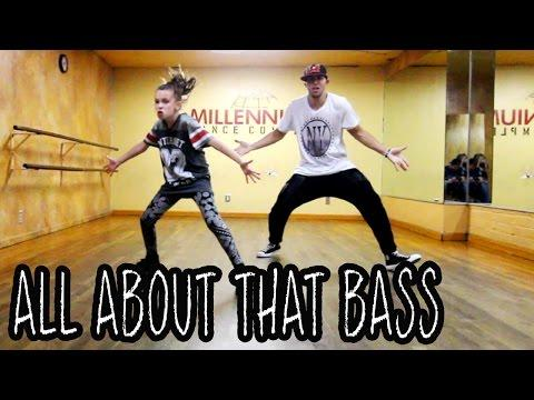 Laurence Kaiwai And Taylor Hatala's Amazing Dance To Meghan Trainor's All About That Bass
