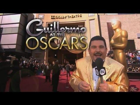 Jimmy Kimmel - Guillermo Goes To The Oscars