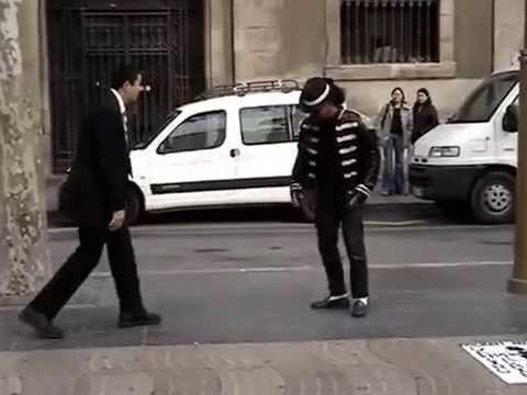 Mormon Shows Off His Break Dancing Skills