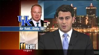Sports Anchor's Seinfeld References