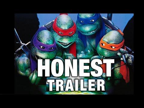 Honest 90s Teenage Mutant Ninja Turtles Movie Trailer