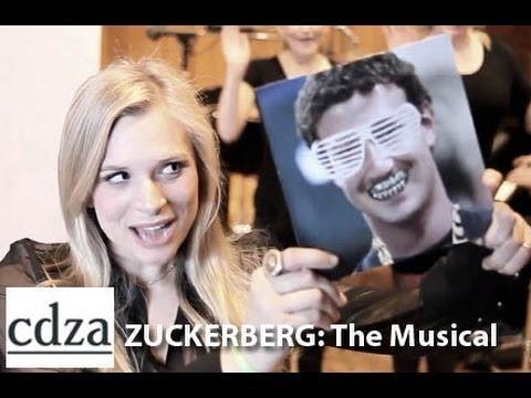 Geeky - Mark Zuckerberg Musical