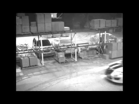 Epic - Joyride Inside A Warehouse