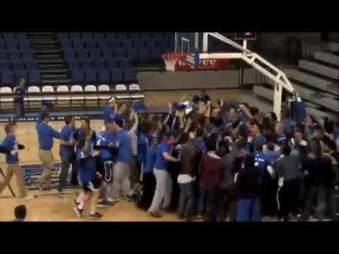 Alex Tillinghast Makes The Basketball Shots And Wins A Brand New Ford F-150 Truck