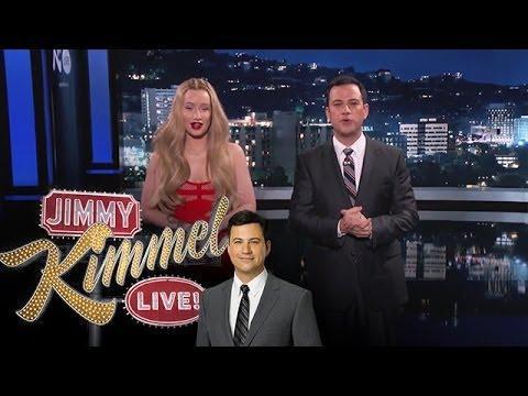 Having Trouble Understanding Iggy Azalea's Fancy Song? Jimmy Kimmel Translates