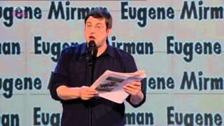 Eugene Mirman's Funny Standup About Facebook Ads