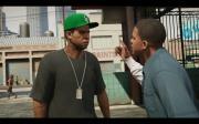 Slinky Johnson Reciting GTA 5 Line To A Fan