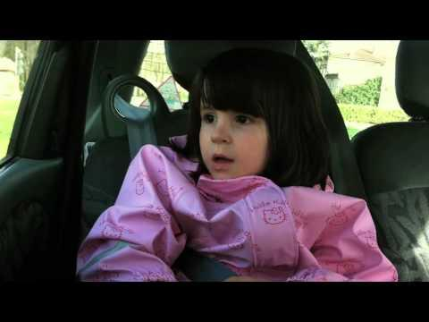 5 Years Old Girl Loves Rock Music