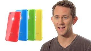 Funny Apple iPhone 5S Parody