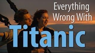 Movie Mistakes From Titanic In 9 Minutes Or Less
