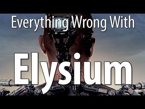 Movie Mistakes From Elysium In 12 Minutes Or Less
