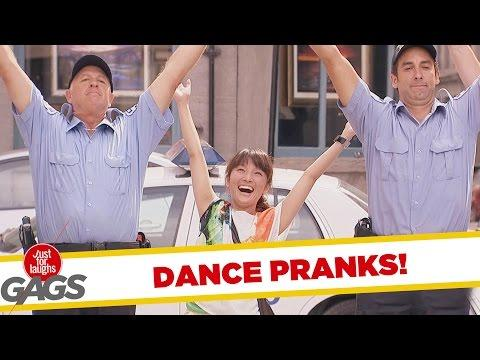 Ultimate Just For Laughs Pranks - Dance Edition