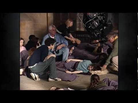 Funny Prank On Daniel Radcliffe On The Set Of Harry Potter Movie