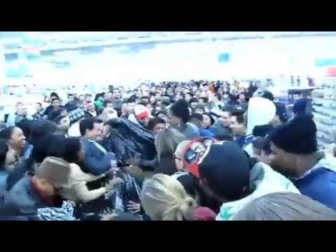 Crazy - Compilation Of Black Friday Incidents