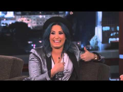 Funny Moments Of Demi Lovato - Part 4