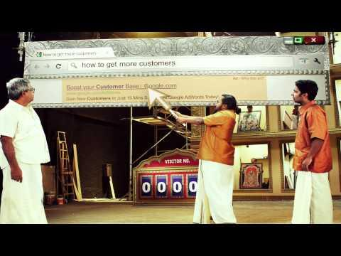 Google - Creative Indian Artwork Advertisement For Google