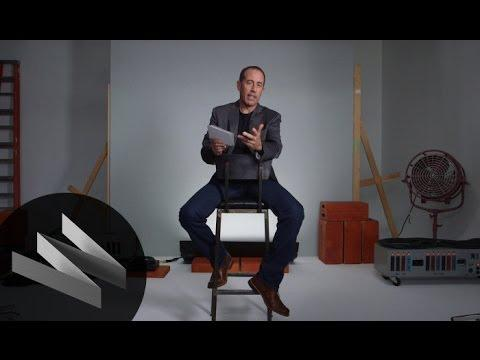 Jerry Seinfeld Answers Questions About Technology